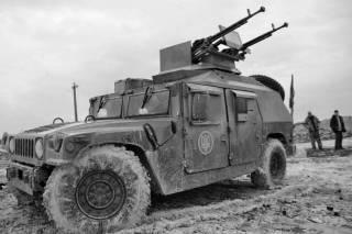Украинский арсенал: Хамви