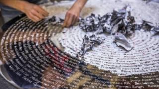 Деревья и сталь: в Нидерландах открыли мемориал памяти жертв «Боинга», сбитого над Донбассом