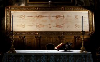 Ученые заявили, что нашли следы крови на Туринской плащанице