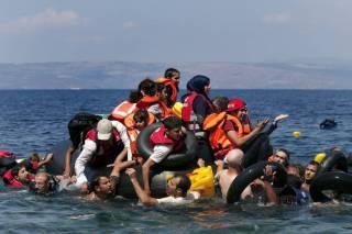 Евросоюз решил бороться с нелегальной миграцией ограничив экспорт надувных лодок и моторов к ним