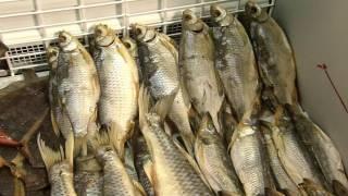 В Украине зафиксирован первый случай заражения ботулизмом от рыбы промышленного производства
