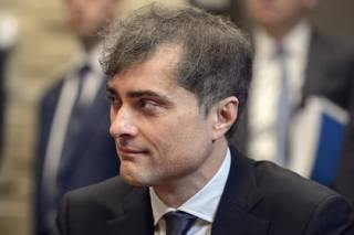 Сурков ради «Малороссии» даже заговорил «по-малороссийски»