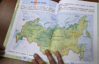 В России решили аннексию Крыма включить в школьную программу
