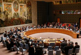 Украина дала понять, что Совбез ООН ничего не сделал, чтобы остановить аннексию Крыма