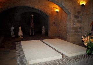 В Каталонии эксгумировали останки Сальвадора Дали