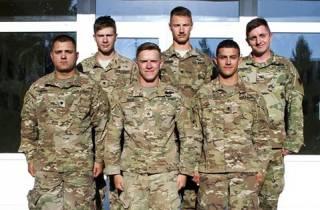 Американские солдаты спасли львовян от пожара. Теперь их может быть даже наградят