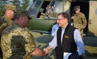 Спецпредставитель Госдепа поддержал идею о предоставлении Украине оборонного вооружения