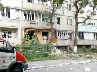 В Киеве на Голосеево прогремел второй мощный взрыв за месяц