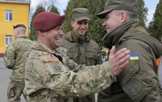 Минобороны: США уже потратили на подготовку украинских военных более полумиллиарда долларов
