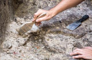 Раскопки во Львове преподнесли археологам неожиданный сюрприз