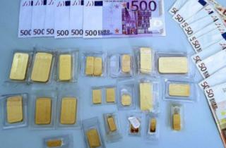 В Берлине мужчине вернули забытый под деревом килограмм золота