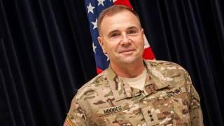 Американский генерал утверждает, что на момент аннексии Крыма в Европе не было ни одного американского танка