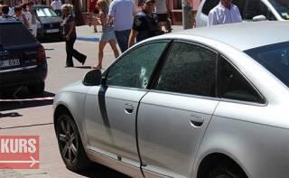 В Ивано-Франковске несостоявшийся депутат обстрелял известного предпринимателя