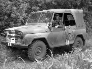 Украинский арсенал: УАЗ-469 (3151)