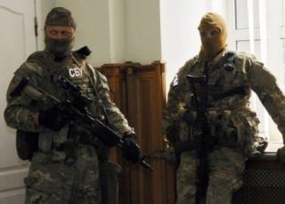 СБУ проводит обыски в мэрии Запорожья