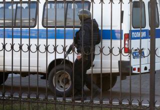 В Московском областном суде стреляли. Есть жертвы