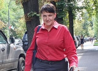 Савченко рассказала, как принимала душ с мужчинами, получала 100 долларов в час и убеждала себя, что она - актриса