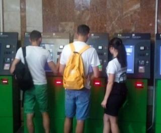 Станция метро «Кловская» отказалась от жетонов, на очереди «Университет»