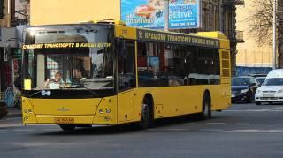 Температура в общественном транспорте Киева зашкаливает за 40 градусов