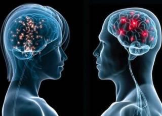 Оказывается, женщины чаще страдают от депрессии, а мужчины – от расстройств поведения, из-за разницы в мозгах