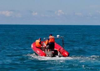 Украинец случайно доплыл на надувном батуте из Херсонской области в Крым