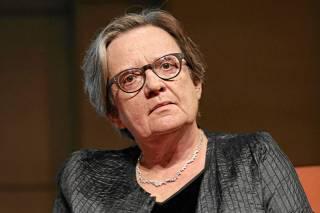 Режиссёр Агнешка Холланд: Вторая мировая ещё не закончилась. А политика стала реалити-шоу