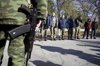 Волонтер рассказал, как боевики требовали за пленных бойцов ВСУ «Газель» капусты