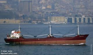 У берегов Испании задержано судно с 18 тоннами гашиша и 11 украинцами на борту