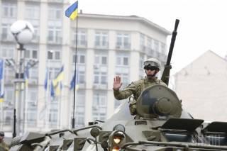 По случаю празднования Дня Независимости в Киеве перекроют весь центр и даже немного левого берега. Список улиц