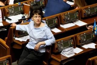 Савченко предложила управлять Украиной по принципу Гетманщины