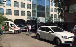 В Киеве двое неизвестных стреляли в бизнесмена. Введен план «перехват»