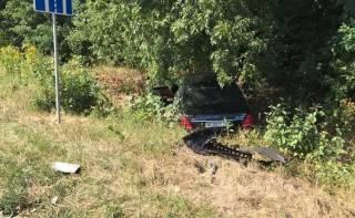 Автомобиль Петра Дыминского попал в ДТП, в результате которого погибла женщина