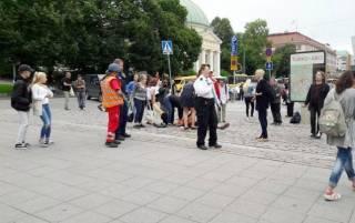 Поножовщина в Финляндии и России. ИГИЛ берет ответственность только за Сургут