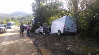 Мощный селевой поток в Крыму разрушил 80 га виноградников «Массандры»