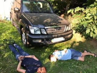 Князев отрапортовал о поимке банды, которая угнала Lexus замглавы Нацполиции. В соцсетях пишут, что автомобиль подменили