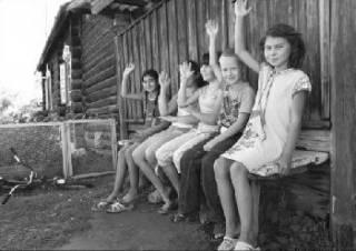 О воспитании детей в селе. Часть 2