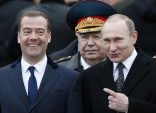 В СМИ появился рейтинг потенциальных преемников Путина