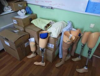 Выявлен канал поставки из России протезов для бойцов АТО. Говорят, товар очень низкого качества