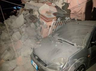 В Италии произошло очередное мощное землетрясение. Есть погибшие и раненые, разрушены здания