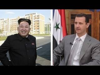 СМИ узнали о перехваченных грузах, которые шли из КНДР в Сирию для разработки химического оружия
