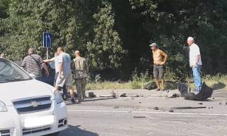 Охранник Дыминского, который утверждает, что был за рулем «Мерседеса» в момент ДТП, оказался инвалидом
