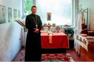 Священник УПЦ рассказал о двух годах в зоне АТО: что такое война и как это быть капелланом в подразделениях Нацгвардии