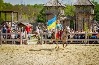 На День Независимости под Киевом пройдет шоу исторических персонажей