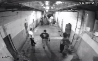 ГПУ обнародовала видео жестокого обращения сотрудников одесского СИЗО с заключенными