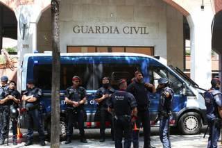 Испанские правоохранители обвинили коллег из Каталонии в проявлении сепаратизма на фоне терактов в Барселоне