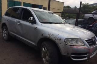 На Закарпатье пограничники задержали автомобиль, который пошел на прорыв