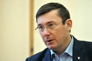 Луценко говорит, что охранник Дыминского специально приехал на место ДТП и сел за руль