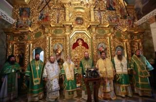 Зарубежные архиереи рассказали о митрополите Антоние (Паканиче) и поздравили с 50-летием