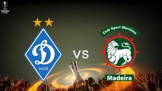 Лига Европы: «Динамо» идет в группу, «Александрия» остается в стороне