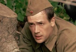 Российский актер пошел воевать на Донбасс на стороне ВСУ